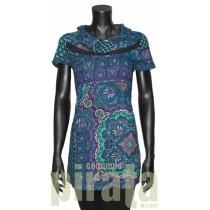 Short Sleeves Dress Model 009