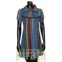 Short Sleeves Dress Model 010