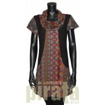 Short Sleeves Dress Model 011