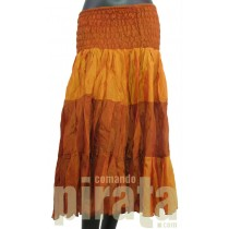 Gypsy Silk Skirt 09009