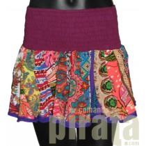 Printed Skirt 101