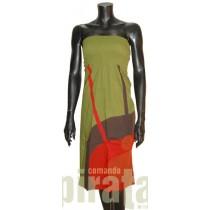 2 & 1 Dress/Skirt 12129