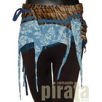 Special Pareo Skirt 001 (Blue)