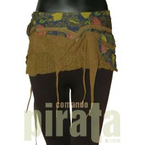 Special Pareo Skirt 001 (Army Green)