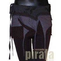 Special Pareo Skirt 001 (Black)
