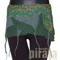 Special Pareo Skirt 001 (Green)