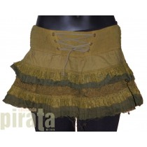 Ruffles Skirt 002 (Short)