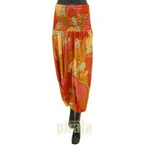 Satin Afghan Trousers