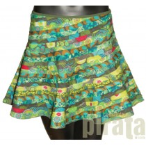 Tiered Lower Skirt 456